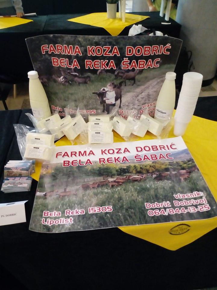 Ilustracija: proizvodi porodice Dobrić, foto: Svetlana Kovačević
