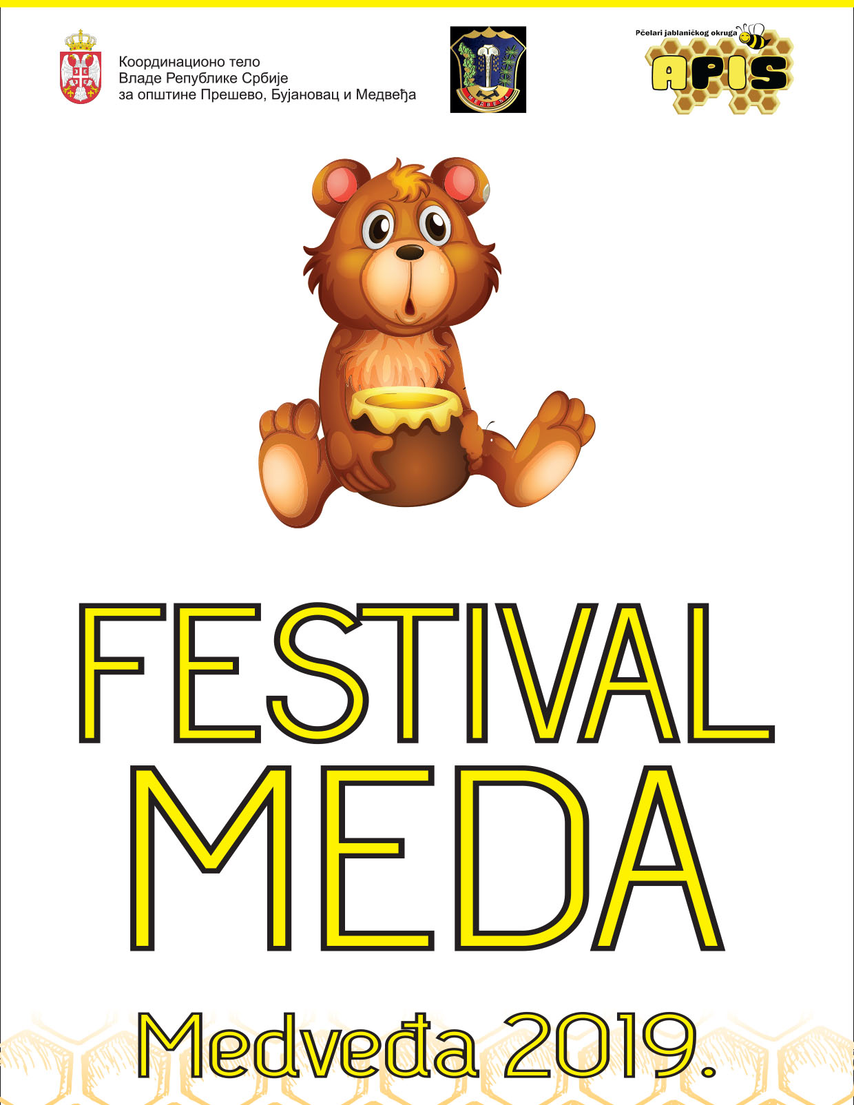 Ilustracija: Festival meda