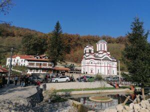 Ilustracija: Manastir Tumane, foto: Svetlana Kovačević