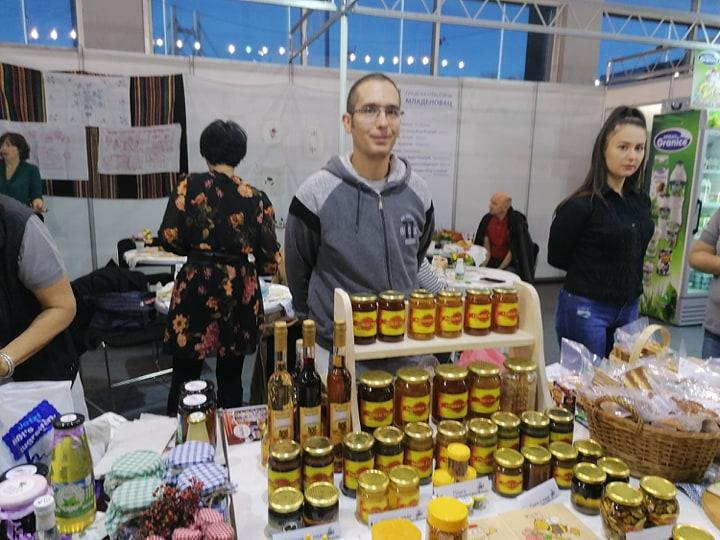Ilustracija: Med i sir iz Mladenovca, foto: Svetlana Kovačević