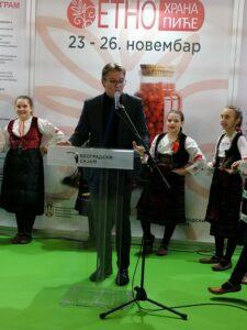 Ilustracija: Senad Mahmutović, državni sekretar u Ministarstvu poljoprivrede, foto: Svetlana Kovačević