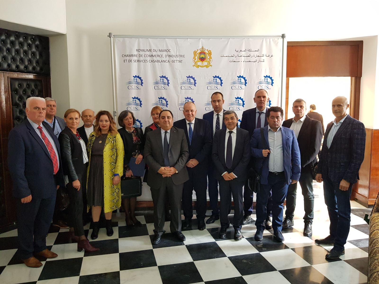 Ilustracija: Delegacija Privredne komore Vojvodine