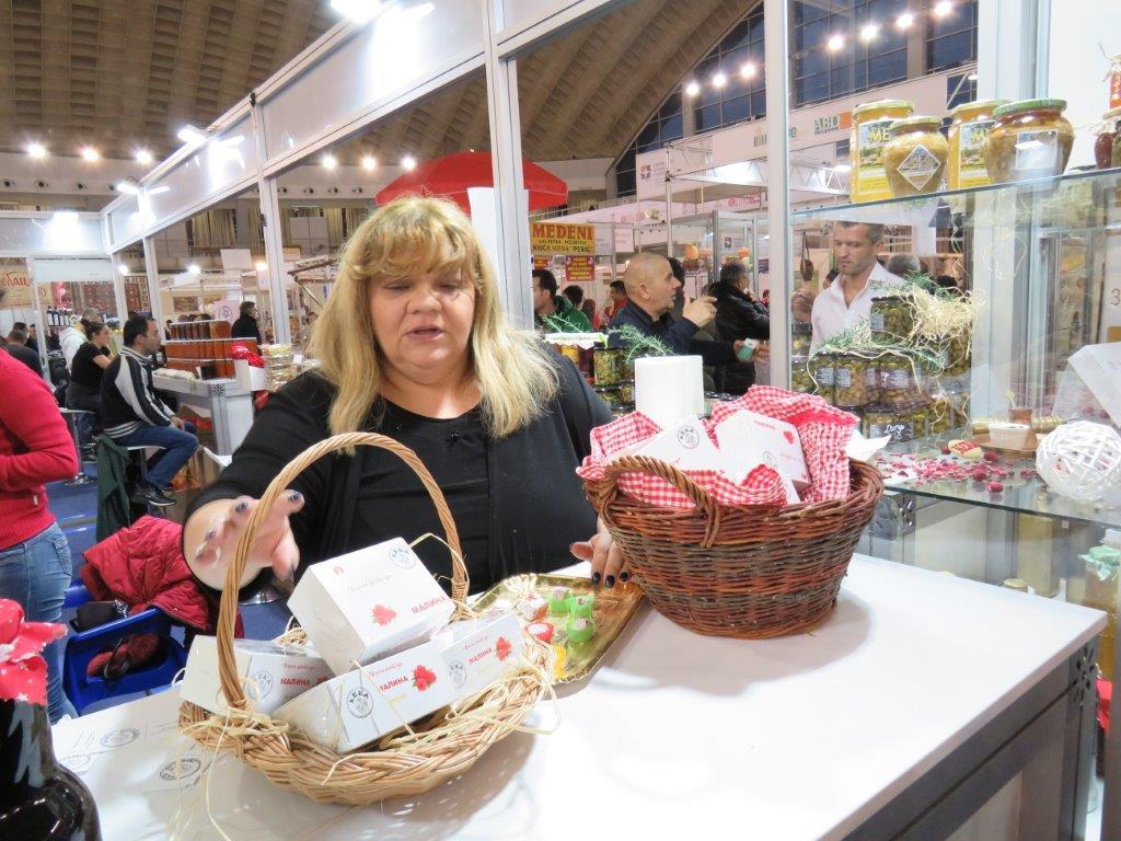 Najlepša domaća hrana na sajmu u Beogradu 1