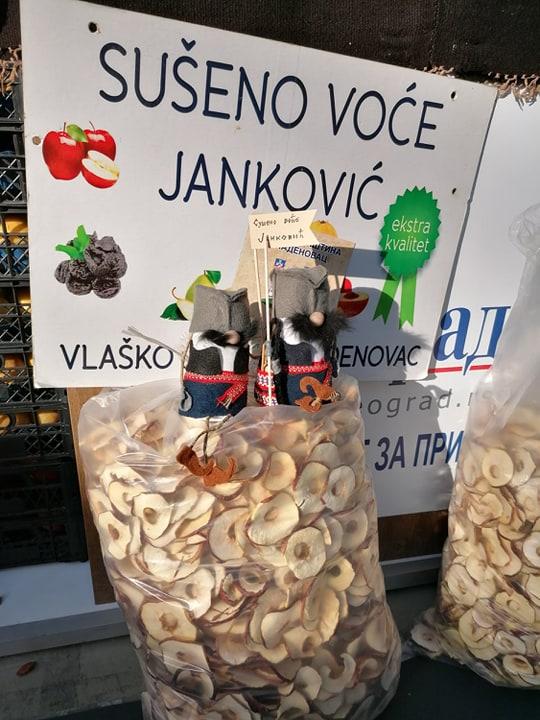 Ilustracija: sušeno voće, foto: Svetlana Kovačević