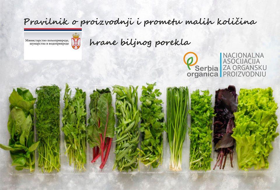 Ilustracija: pravilnik, foto: Serbia organica