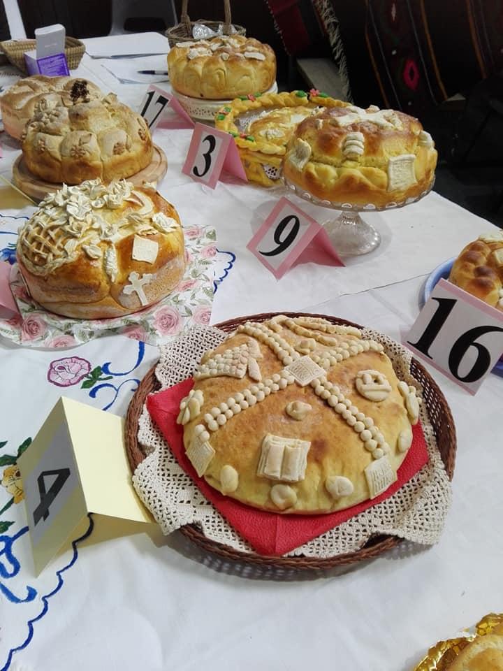 Ilustracija: slavski kolači, foto: Jaca Stanković