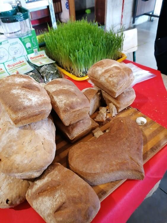 Ilustracija: Hleb od speltinog brašna, foto: Svetlana Kovačević