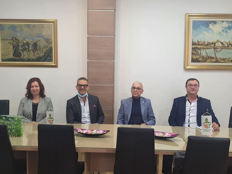 Ilustracija: Sa sastanka, foto: ZZV