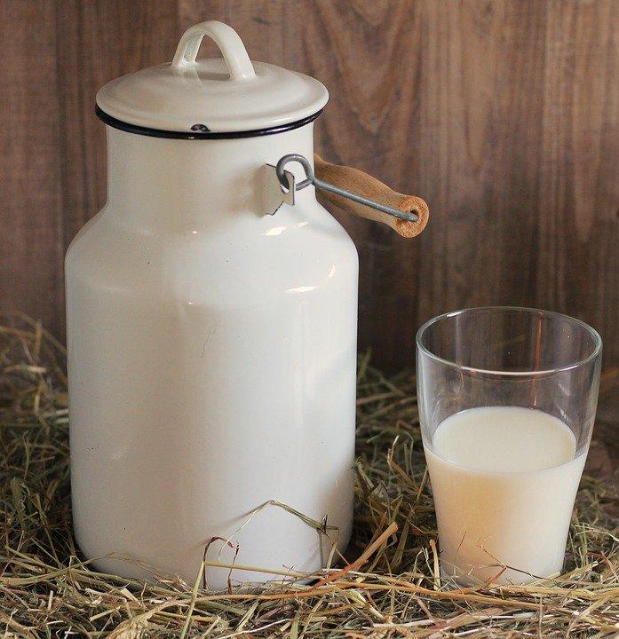 ilustracija: prostorije za mleko, foto: pixabay