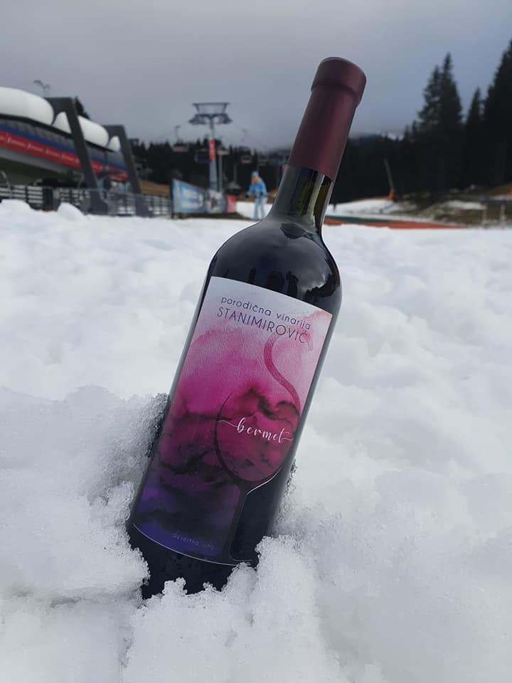 Ilustracija: Iz vinarije Stanimirović, foto: Fb stranica Vina Stanimirović