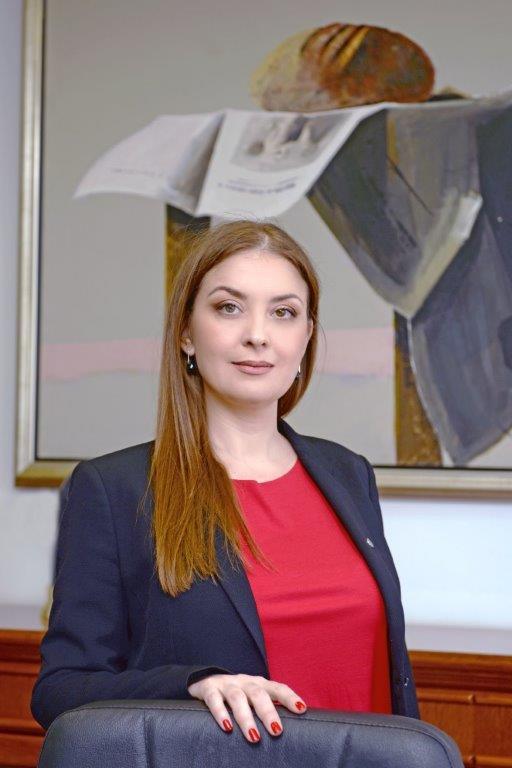 Ivana Sokovic, predsednik IO ,,Dunav osiguranja