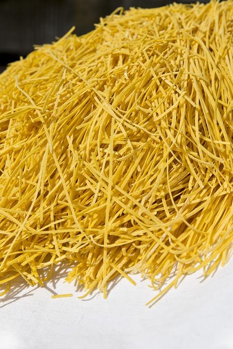 Ilustracija: pasta, foto: pixabay