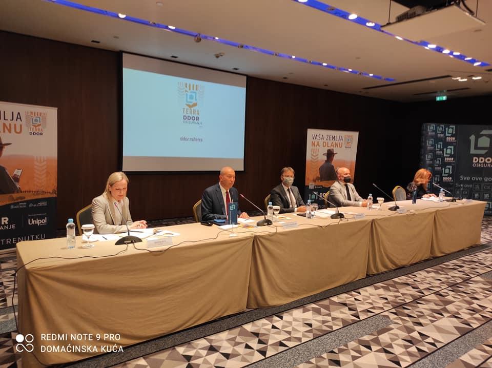 Ilustracija: Sa Konferencije za medije u Metropolu, foto: Svetlana Kovačević