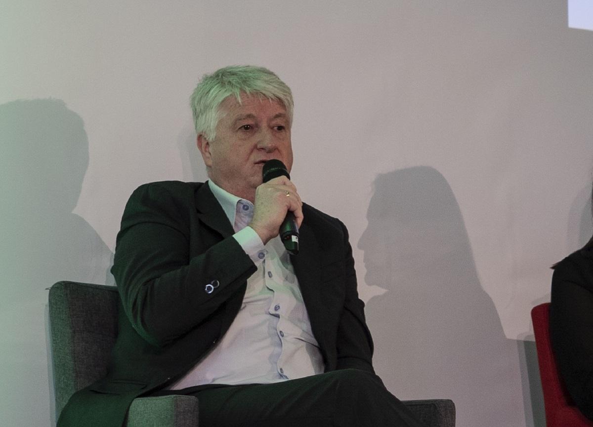 Ilustracija: Branko Greganović, Predsednik Izvršnog odbora NLB banke, foto: Agropress