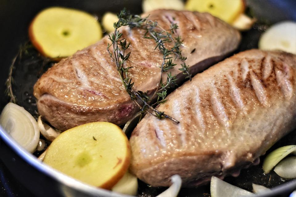 Ilustracija: Pačje meso, foto: pixabay