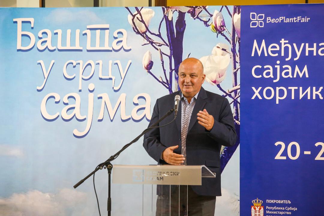 Ilustracija: Velimir Stanojević, Državni sekretar u Ministarstvu poljoprivrede