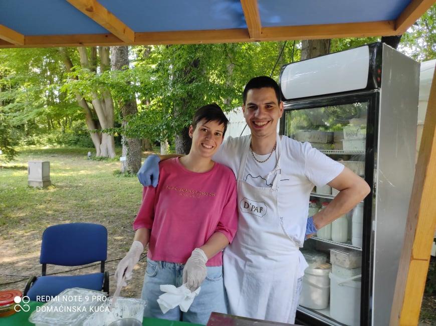 Ilustracija: Filip i Jovana, foto: Sverlana Kovačević