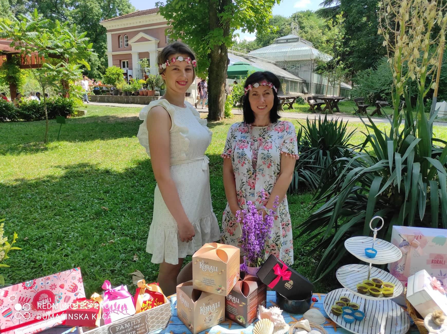 Ilustracija: Dušica i Tijana, foto: Svetlana Kovačević