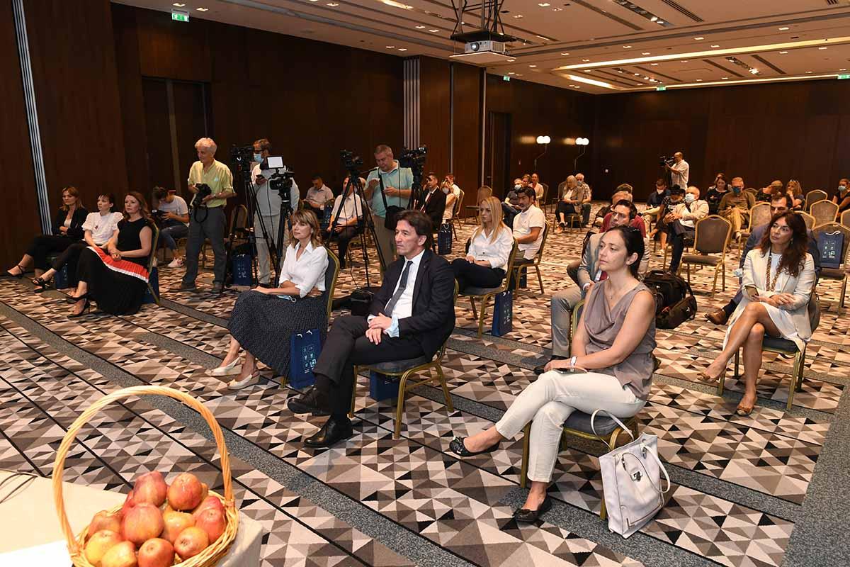 Ilustracija: Sa Konferencije DDOR