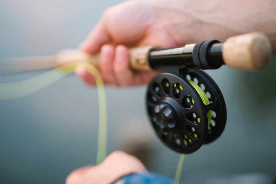 Ilustracija: štap za pecanje, foto: pixabay