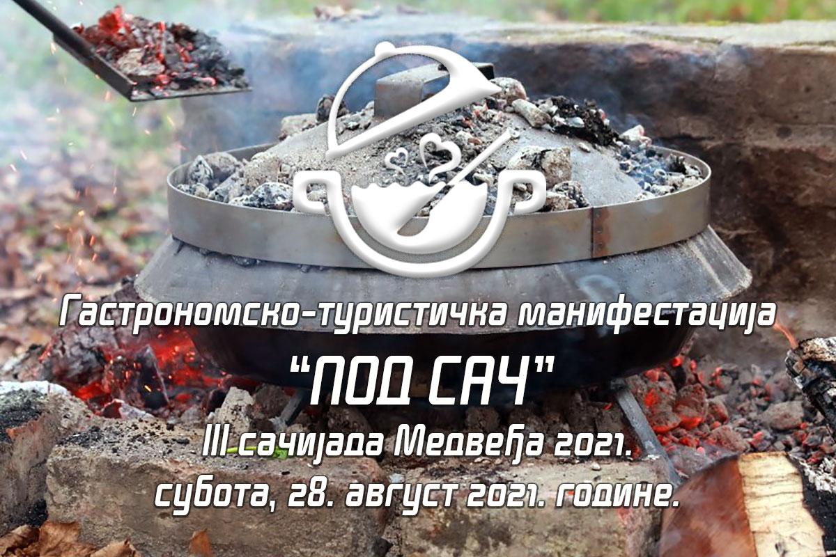 Ilustracija: Sačijada, foto: TO Medvedja