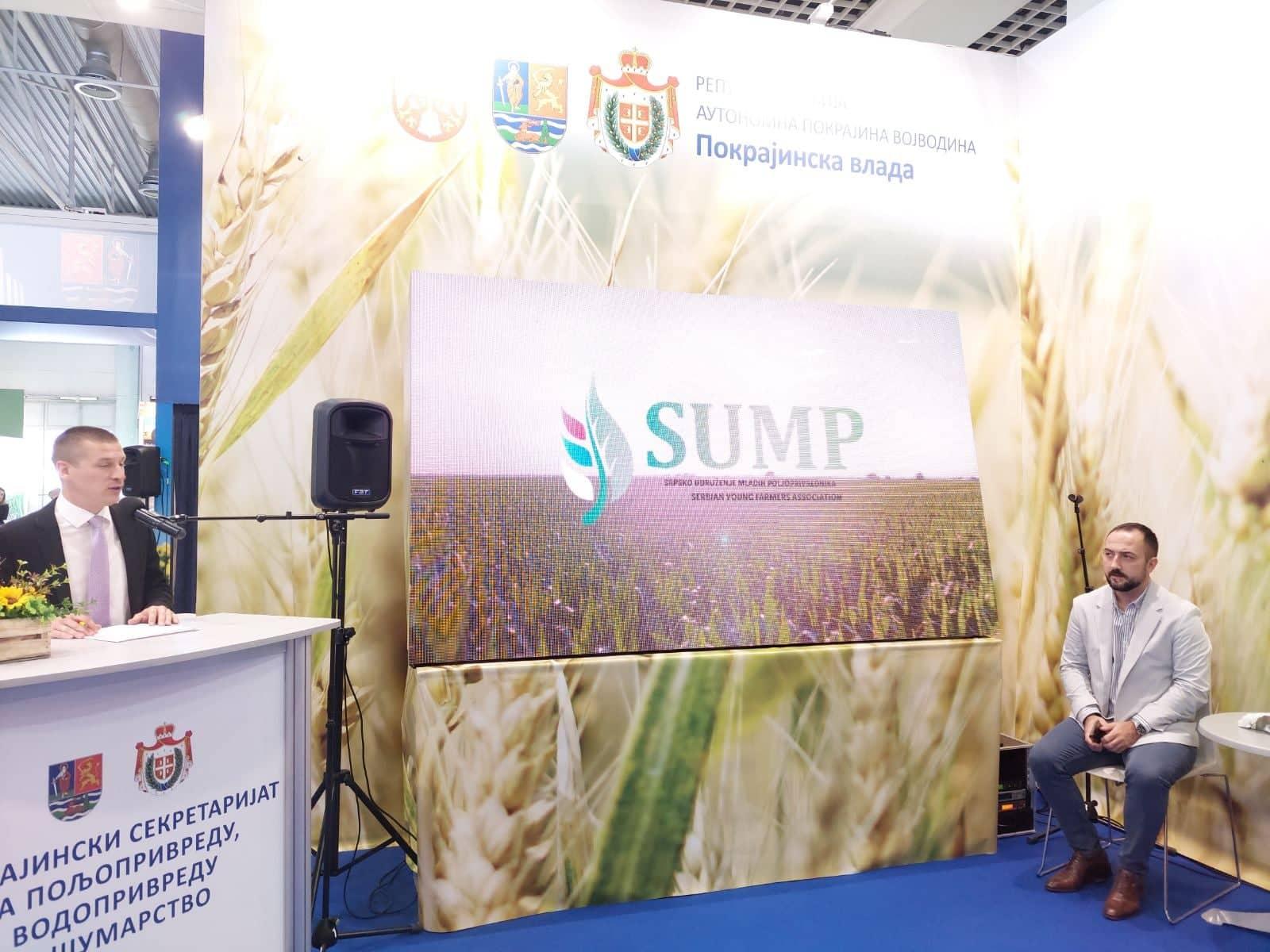 Ilustracija: Udruženje mladih poljoprivrednika SUMP