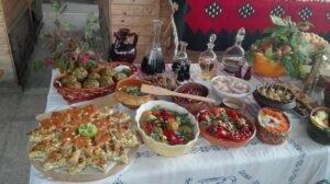 Ilustracija: etno hrana, foto: Svetlana Kovačević