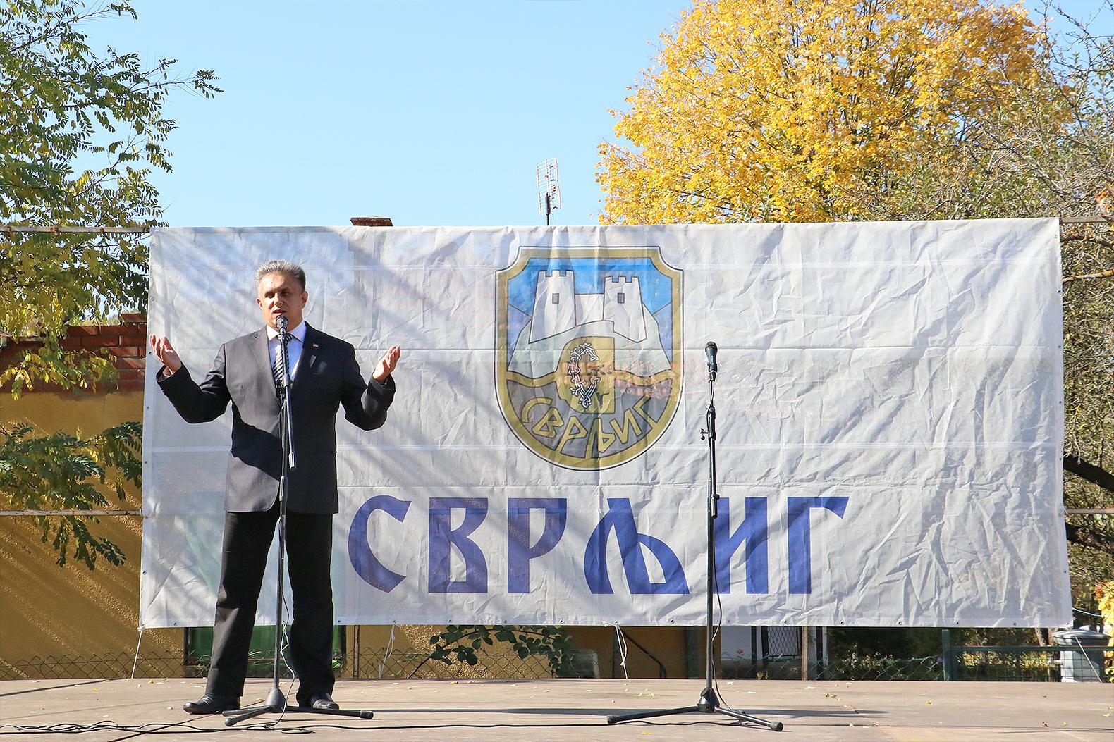 Miletić Milija narodni poslanik i predsednik Ujedinjene seljačke stranke, foto: Marko Miladinović, Domaćinska kuća