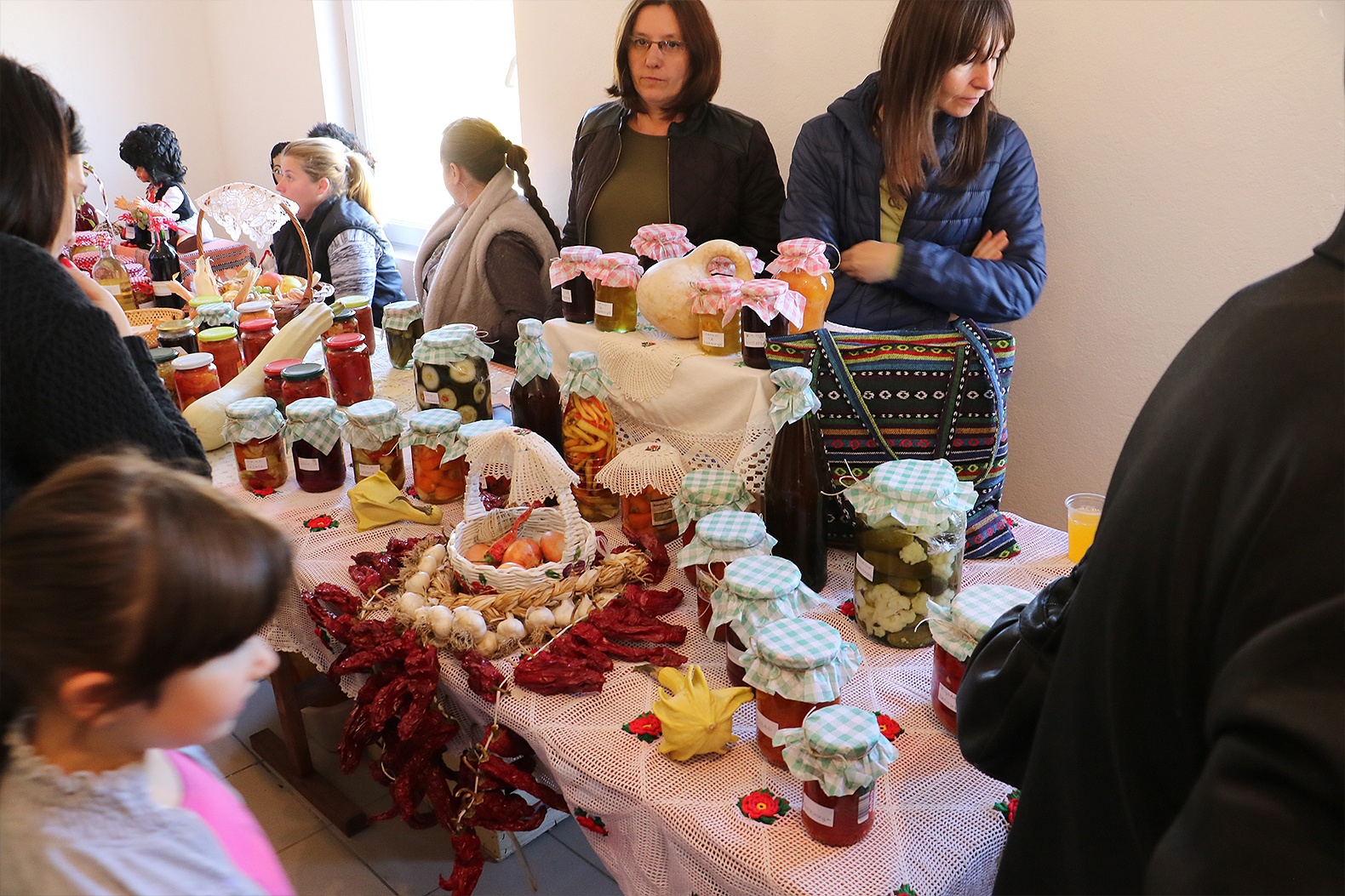 Sajam zimnice i zdrave hrane u Crnoljevici kod Svrljiga, Foto: Marko Miladinović, Domaćinska kuća